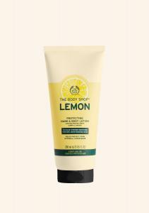 Zaščitni losjon za roke & telo Limona