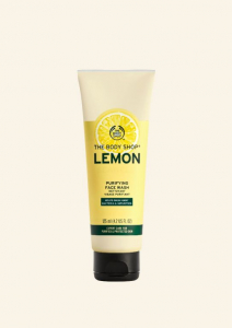 Čistilo za obraz Limona