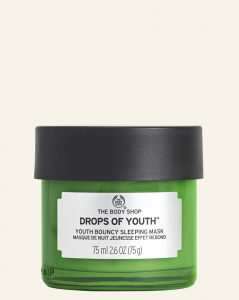Nočna obnovitvena maska za obraz Drops Of Youth™