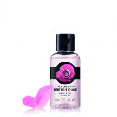 Gel za prhanje British Rose 60 ml