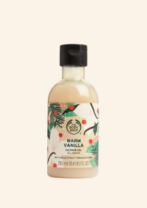 Gel za prhanje Warm Vanilla