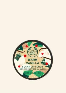 Sladkorni piling za ustnice Warm Vanilla