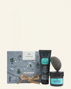 Komplet za čiščenje kože Himalajsko oglje