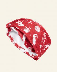 Božični turban za lase