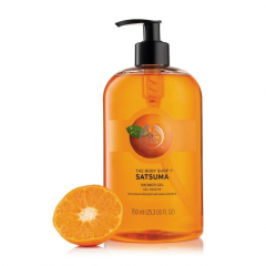 Gel za prhanje satsuma 750 ml