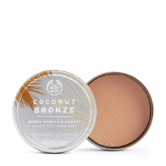 Mat puder v prahu Coconut Bronze 03