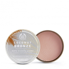 Mat puder v prahu Coconut Bronze 01