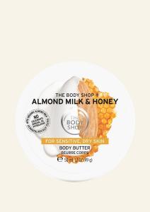 Maslo za telo mandljevo mleko in med 50 ml