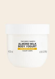 Jogurt za telo mandljevo mleko