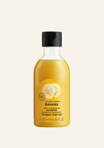 Šampon za lase banana