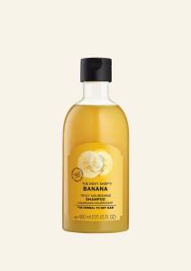 Šampon za lase banana 400 ml