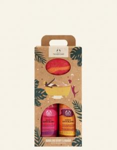 Parček kopalnih smutijev Mango & Jagodičevje