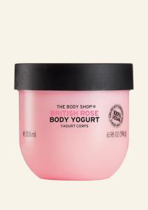 Jogurt za telo British Rose