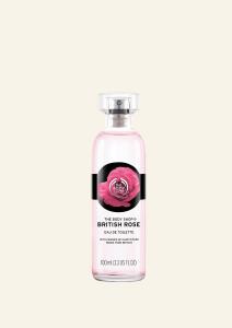 British Rose Eau de Toilette
