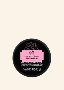 Globinska vlažilna maska za obraz British Rose (15 ml)