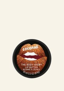 Maslo za ustnice kokos