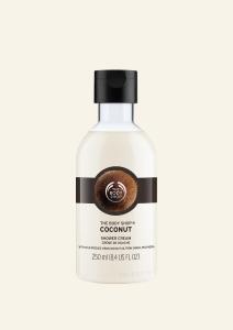 Krema za prhanje kokos