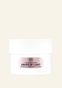 Posvetlitvena dnevna krema za obraz Drops of Light™