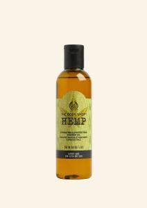 Konopljin oljni gel za prhanje