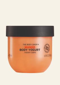 Jogurt za telo mango