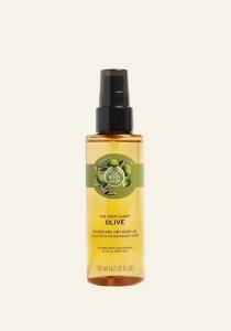 Suho negovalno olje oliva