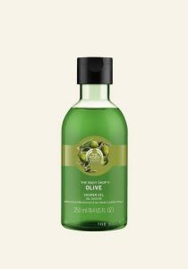 Gel za prhanje oliva