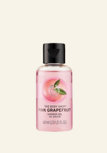 Gel za prhanje Pink Grapefruit 60 ml