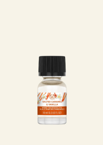 Dišavno olje slana karamela & vanilija