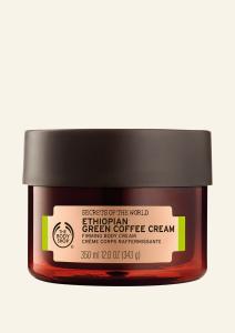 Krema za telo etiopska zelena kava Spa Of The World™