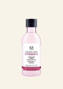 Vlažilni tonik Vitamin E