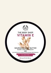 Maslo za telo Vitamin E