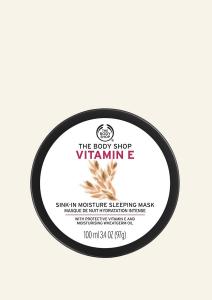 Nočna maska za obraz Vitamin E