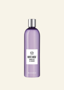 Gel za prhanje White Musk® 400 ml