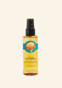 Suho negovalno olje argan