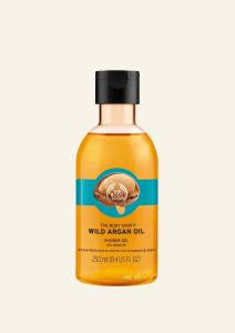 Gel za prhanje arganovo olje